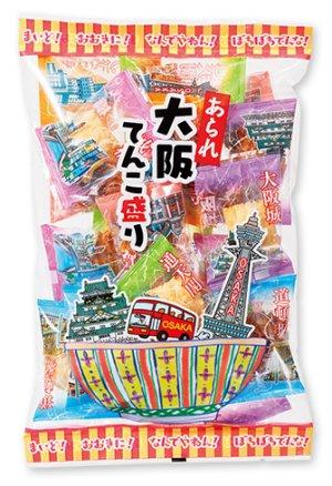 画像1: 大阪てんこ盛り袋 90g(個包装込)
