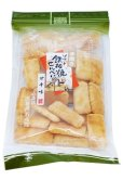 画像1: ソフト鉄板焼せんべい 甘辛味(80g) (1)