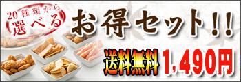 お得セット 送料無料1,238円+税